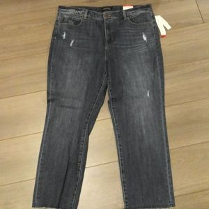Talbots Slim Straight flawless jeans